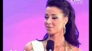 miss Lebanon 2006 anabela in miss world