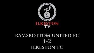 Ramsbottom United 1-2 Ilkeston FC