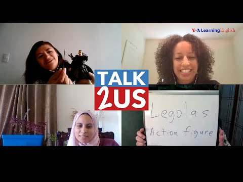 TALK2US: Show And Tell