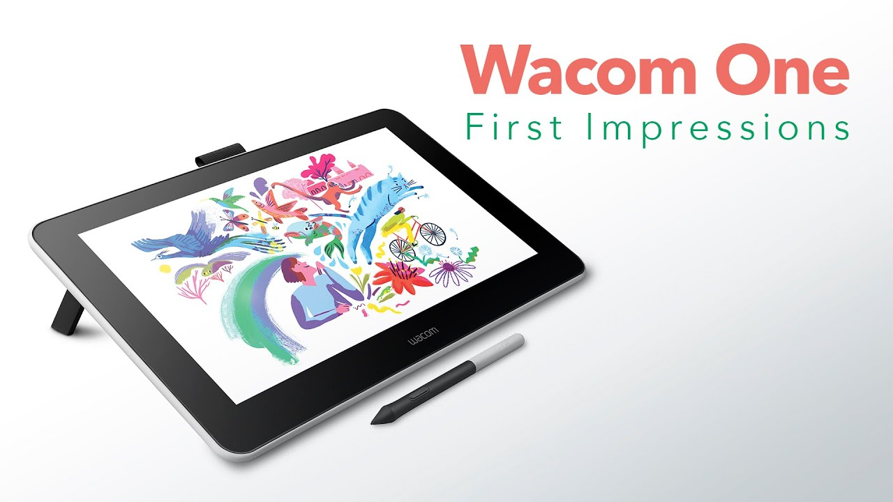 Image result for Wacom One