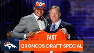 Broncos Draft Special: Foundation in place for Broncos' return to winning ways