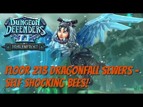 DD2 - Self Shocking Bees - Floor 213!