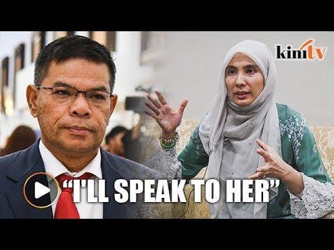 Saifuddin: I'll speak to Nurul Izzah