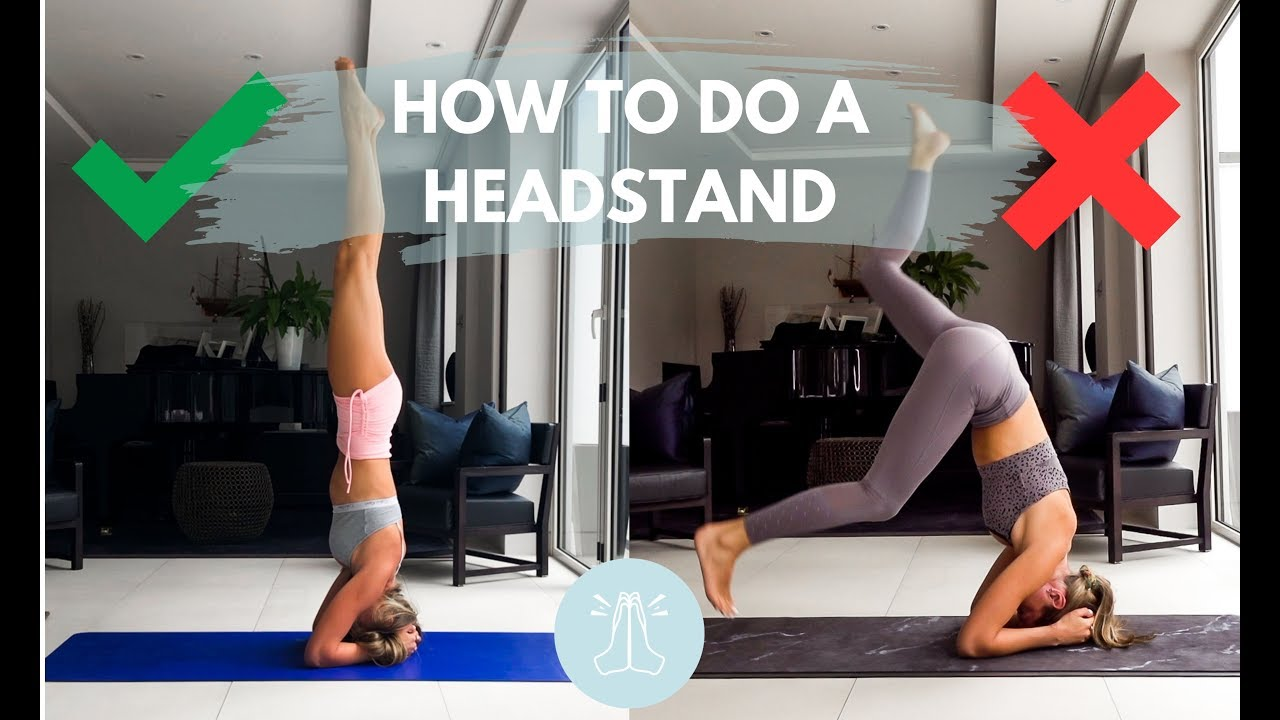 Headstand How To Do