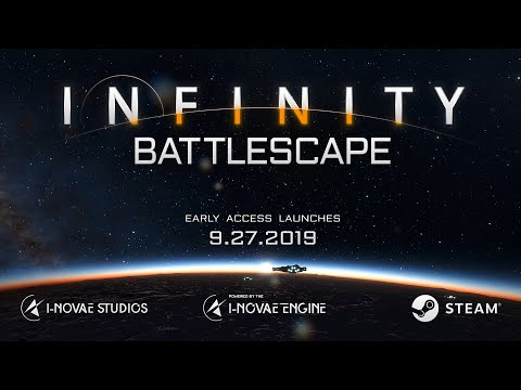 Infinity: Battlescape - Official Steam Trailer