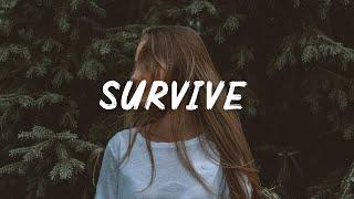 Blanke - Survive (Lyrics) with Luma