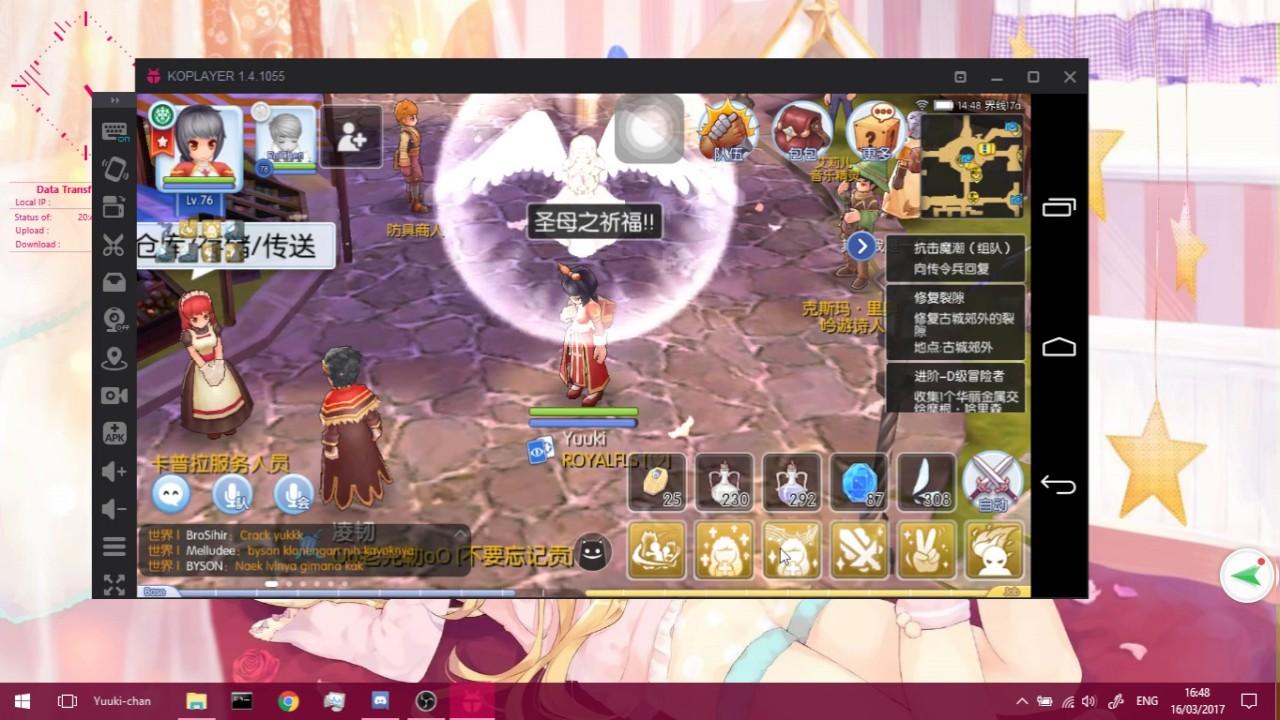 Priest HiroMacro RO Mobile