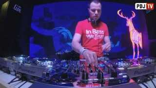 Video mix M.PRAVDA at PDJTV Live (Nov. 2014)