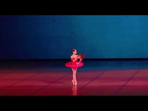 """Вариация из балета """"Эсмеральда"""". Ксения Косова"""
