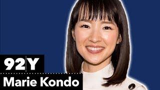 "Tidying Up: Marie Kondo on her Netflix show, the KonMari method, and why folding ""sparks joy."""