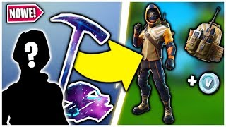 JETZTSKINY GALAXY ORAZ NOWY STARTER PACK W FORTNITE! (Fortnite Battle Royale)