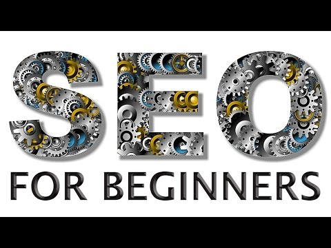 SEO Tutorial For Beginners - Let's Learn SEO 2017 And WordPress SEO