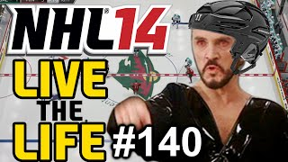 """NHL 14: Live the Life ep. 140 """"All-Star Game"""""""