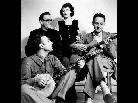 The Weavers - So Long (c.1951).