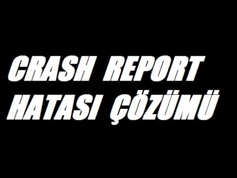 Minecraft Crash Report Hatası Çözümü