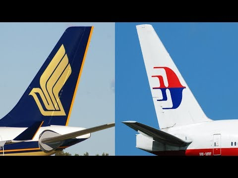 Singapore Airlines VS Malaysia Airlines