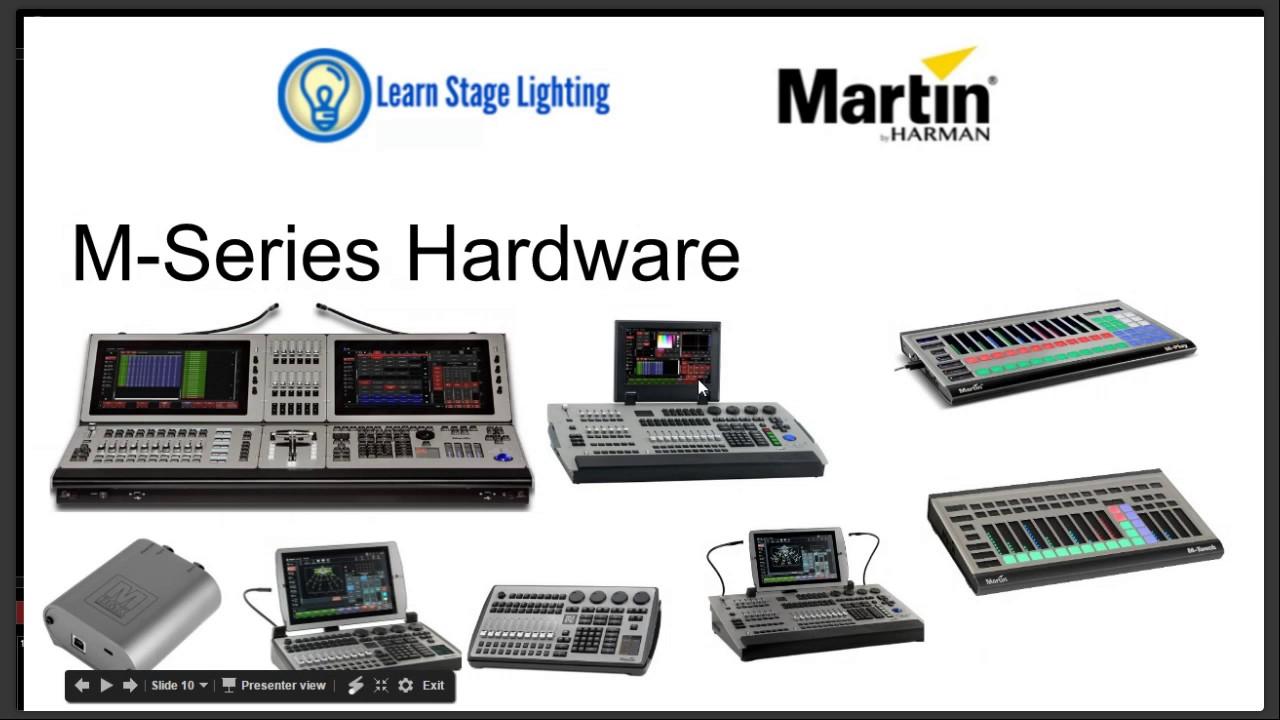 Webinar Replays – Learn Stage Lighting Labs