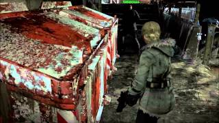 [HD] Biohazard 6 / Resident Evil 6 - Co-op online PC Gameplay