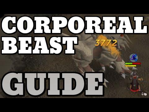 Corporeal Beast Solo Guide: 20 Kills + 3M Profit per Hour [Runescape 2015]