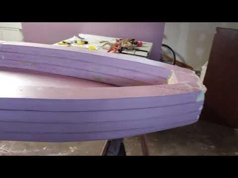 DIY Foam Kayak - part 7