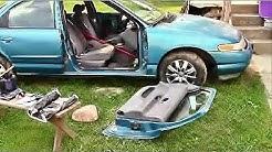 How to Remove a Car Door