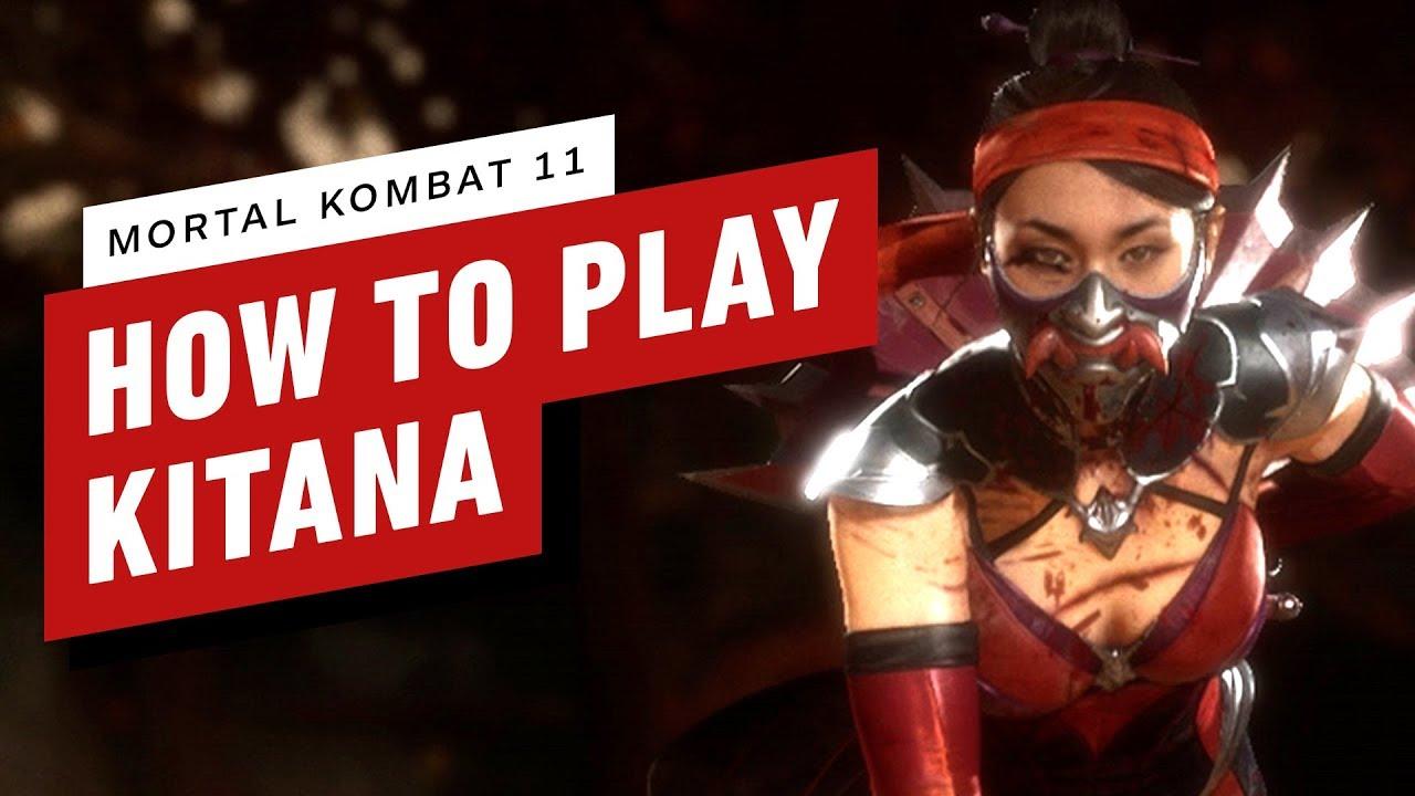 Mortal kombat 11 combos
