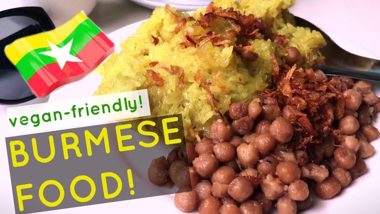 Burmese food myanmar vegan food at yangon mandalay youtube burmese food myanmar vegan food at yangon mandalay forumfinder Images