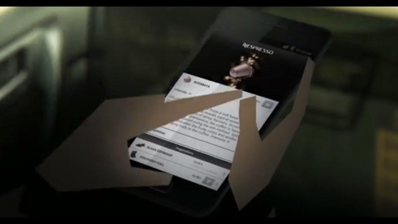 Nespresso Mobile Application