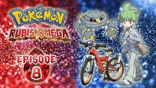 POKÉMON RUBIS OMÉGA Épisode #8 Flora & MissJirachi sont de retour + Vélo ! Let's play Français