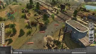 Men of war: assault squad PvP 4x4 (захват)