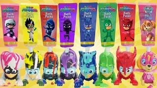 Masks pj squirters and pool toys teach