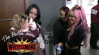 Download Birdie's FIRST WrestleMania! | BECKY LYNCH, BRAUN STROWMAN, CARMELLA, LIV MORGAN and more! Mp3 and Videos