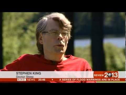 Stephen King On Stanley Kubrick Director Of The Shining  He Was A Compulsive Man
