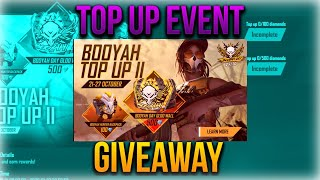 NEW TOP UP EVENT GIVEAWAY AT 78k-   FREE FIRE LIVE-FREE FIRE LIVE TELUGU-FREE FIRE LIVE