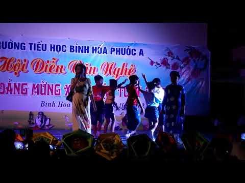 BHP múa thời trang 3 miền