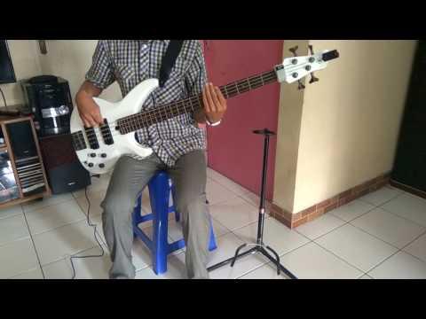 Armada - Asal Kau Bahagia ( Bass Cover )