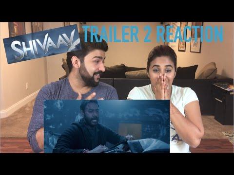 Download Shivaay Trailer # 2 Reaction | Ajay Devgn | by RajDeep