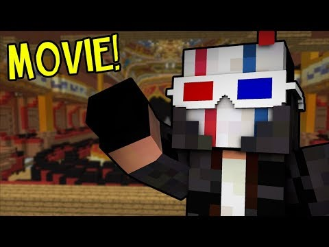 Minecraft The Purge MOVIE! | SURVIVE THE PURGE!
