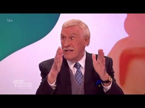Sir Bruce Forsyth Sits Down With The Loose Women   Loose Women