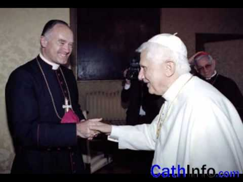 Bishop Fellay – The Church and the Society of St. Pius X ...