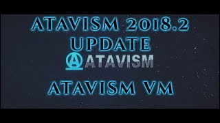 Atavism Online - Updatinng Atavism Server to version 2018.2.0 on AtavismVM