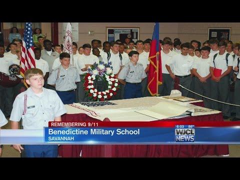 Benedictine Military School holds 'Operation 9/11' tribute ceremony