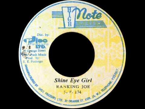 Ranking Joe - Shine eye girl