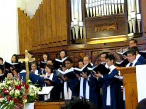 Chancel Choir of Kampung Kapor Methodist Church, Singapore Travel Video