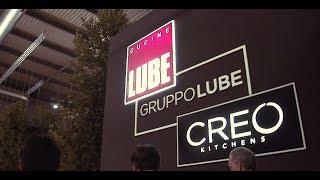 Gruppo LUBE al Salone del Mobile 2018