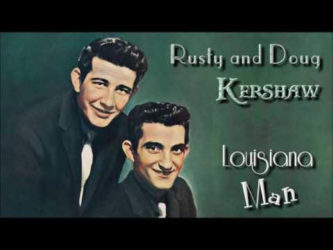 Rusty and Doug Kershaw - Louisiana Man