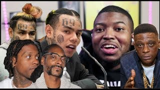 Hip Hop Reacts To Tekashi 69 Snitching Featuring Snoop Dogg, Meek Mill, Boosie & More| FERRO REACTS