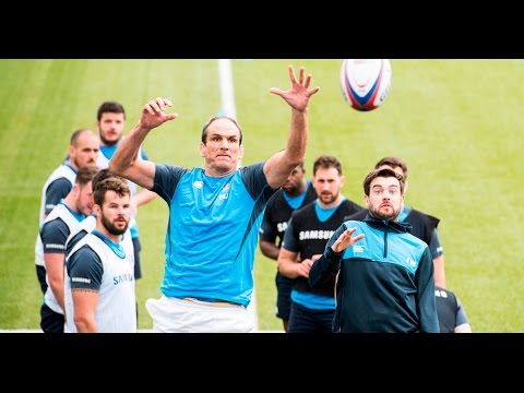 Samsung School of Rugby: Lesson 5 - Accuracy