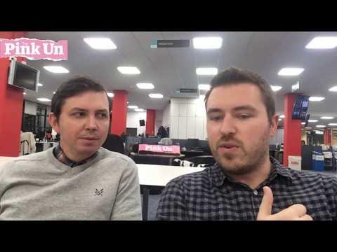 Arsenal v Norwich City: Presser recap with Paddy Davitt and David Freezer