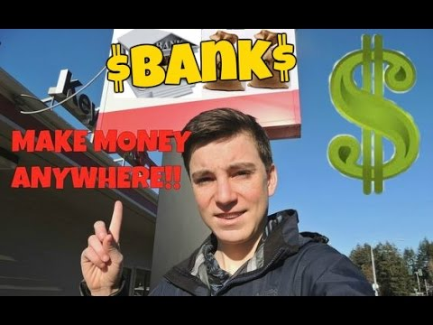 HOW TO MAKE MONEY COIN ROLL HUNTING!!!